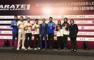 قهرمانی تیم کومیته مردان ایران در لیگ جهانی چین ۲۰۱۹