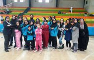 کسب ۱۴ مدال رنگارنگ در مسابقات کشوری بانوان-مشهد