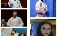 تیم ملی کاراته قهرمان لیگ جهانی مسکو