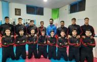 تیم کاراته پسران جاویدان_ لیگ برتر۹۹