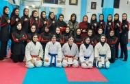 برگزاری اردوی تیم کاراته جاویدان_لیگ برتر۹۹