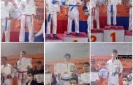 درخشش کاراته کاران نوجوان در استان