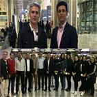 اعزام دو داورازخراسان رضوی به کلینیک داوری آسیا