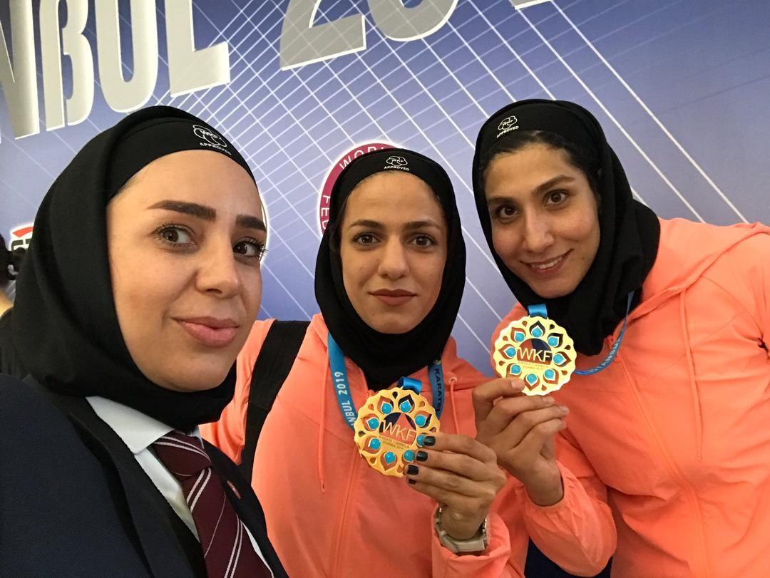 رکورد تاریخی کاراته ایران ، ۶ فینال ۶ طلا در دومین دوره لیگ جهانی کاراته