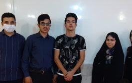 مصاحبه با ۴ قهرمان کاراته استان خراسان رضوی